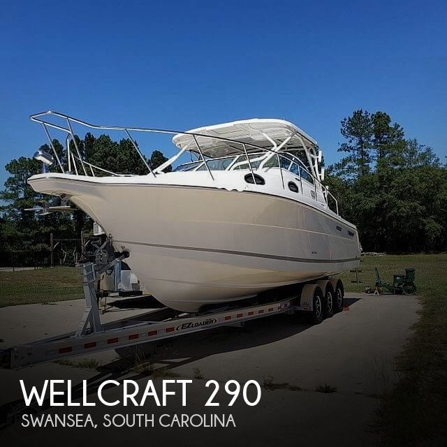 Used Wellcraft Boats For Sale by owner | 2018 Wellcraft Coastal 290