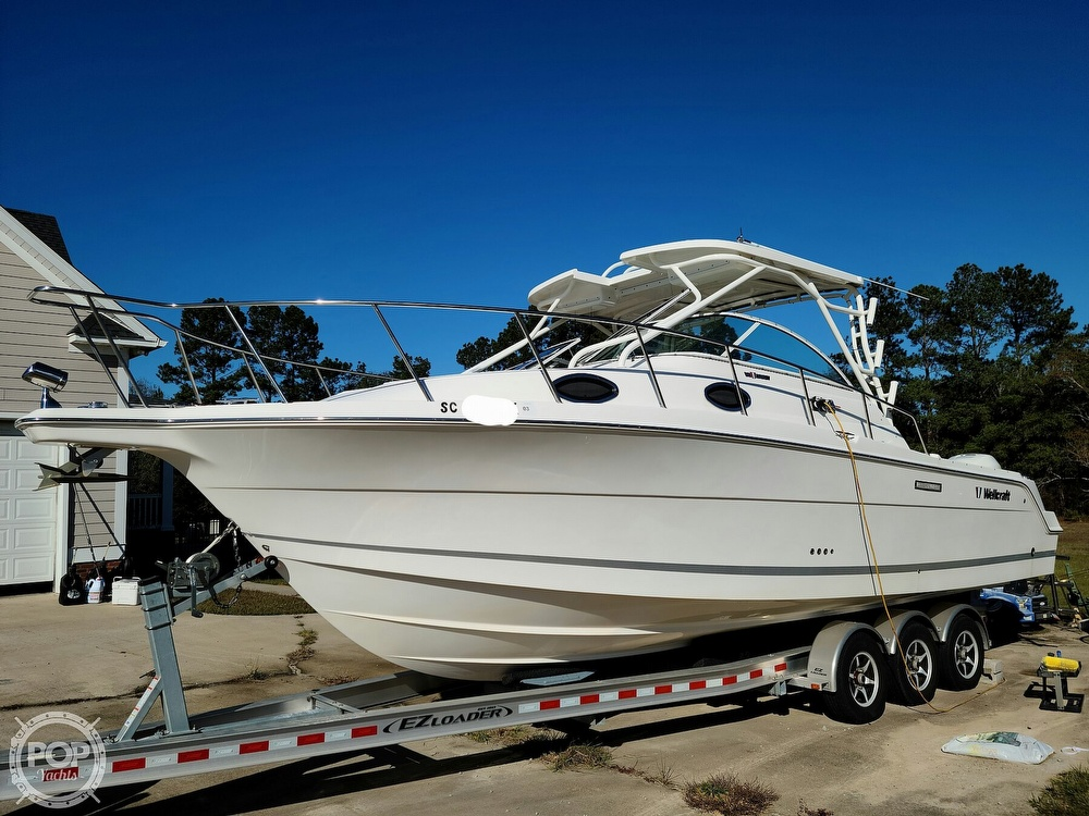 2018 Wellcraft boat for sale, model of the boat is 290 Coastal & Image # 15 of 40