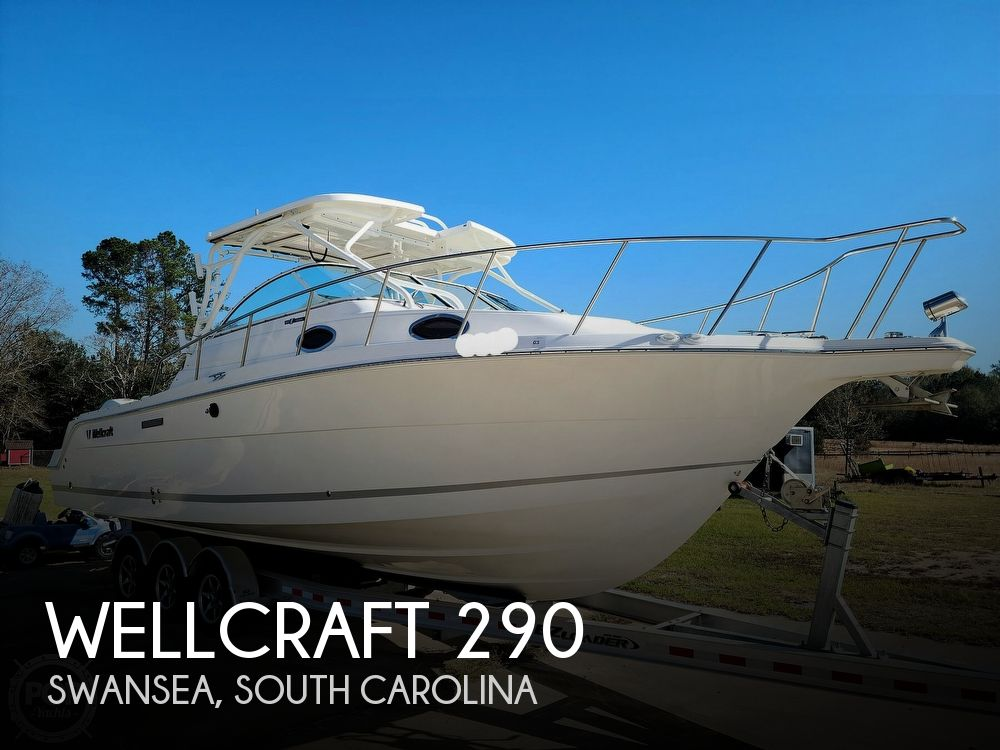 2018 Wellcraft boat for sale, model of the boat is 290 Coastal & Image # 1 of 40