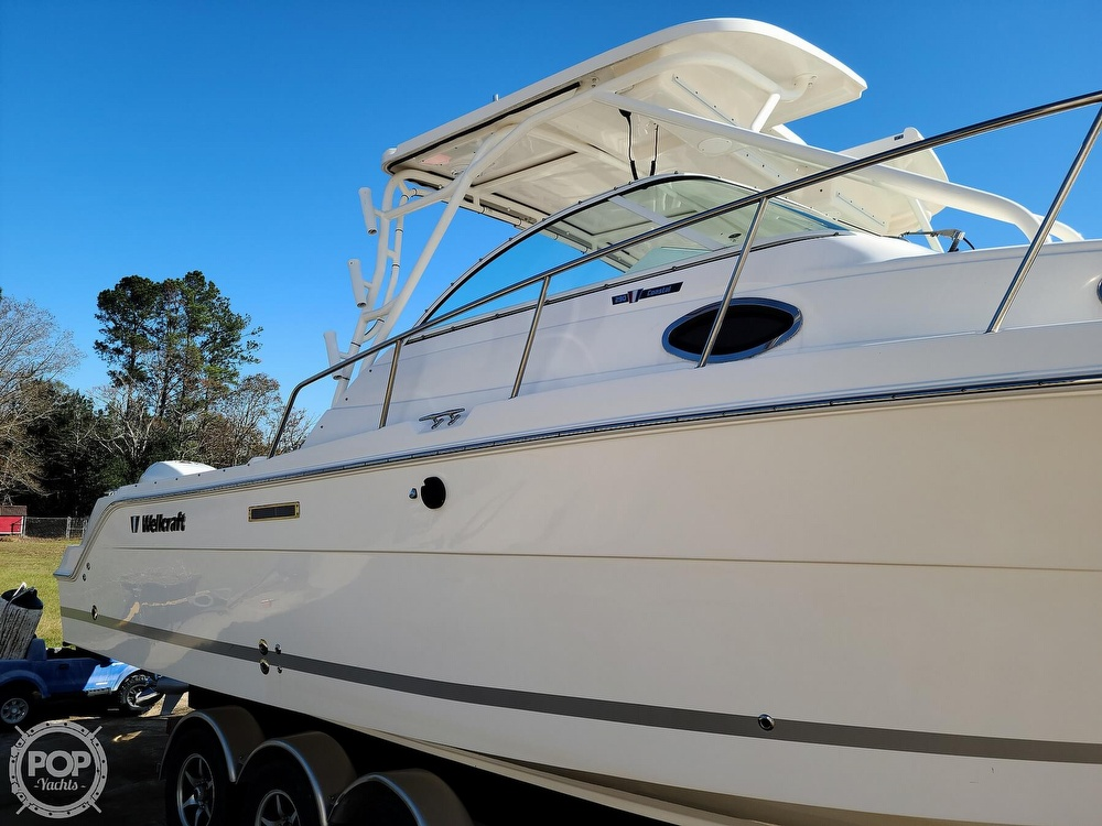 2018 Wellcraft boat for sale, model of the boat is 290 Coastal & Image # 34 of 40