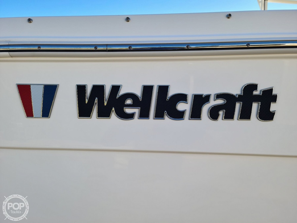 2018 Wellcraft boat for sale, model of the boat is 290 Coastal & Image # 39 of 40