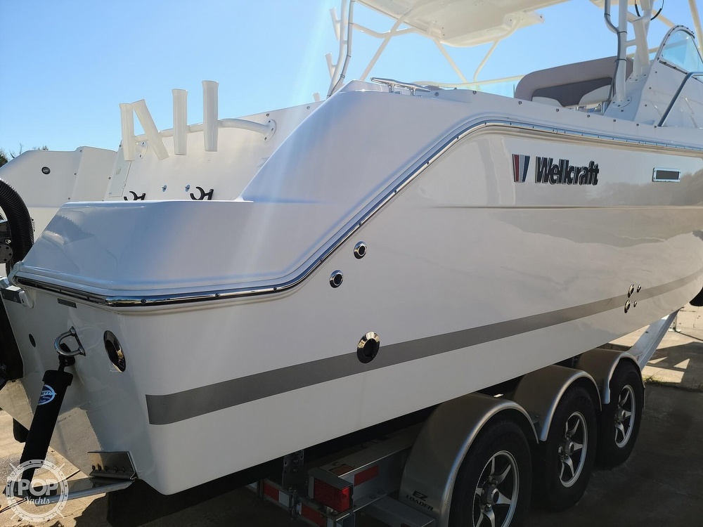 2018 Wellcraft boat for sale, model of the boat is 290 Coastal & Image # 40 of 40