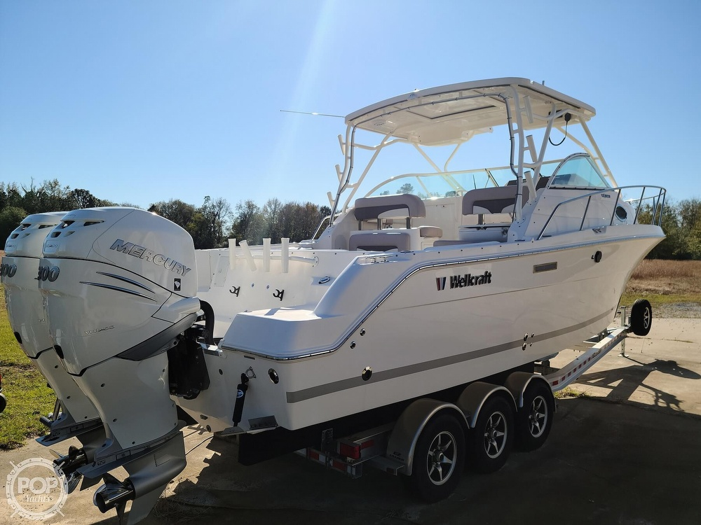 2018 Wellcraft boat for sale, model of the boat is 290 Coastal & Image # 3 of 40