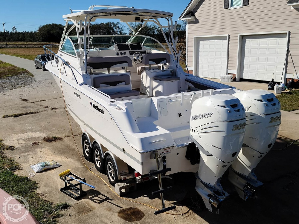 2018 Wellcraft boat for sale, model of the boat is 290 Coastal & Image # 12 of 40
