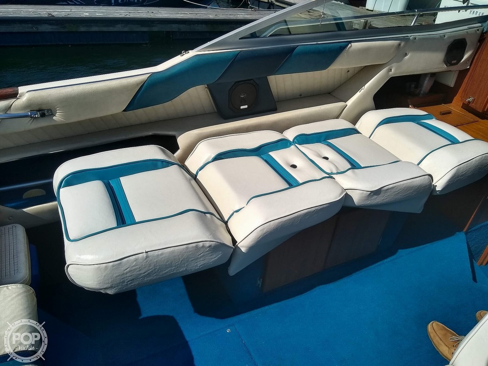 1984 Sea Ray boat for sale, model of the boat is 210 CC & Image # 16 of 40