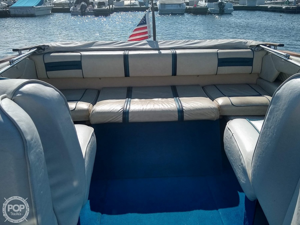 1984 Sea Ray boat for sale, model of the boat is 210 CC & Image # 7 of 40