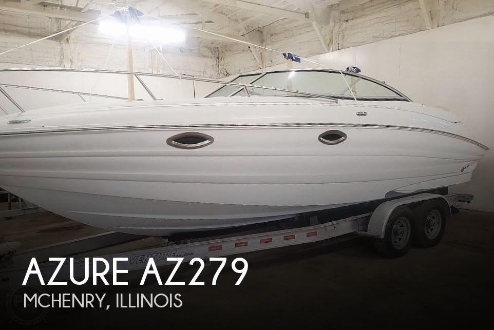 2009 Azure boat for sale, model of the boat is AZ279 & Image # 1 of 41
