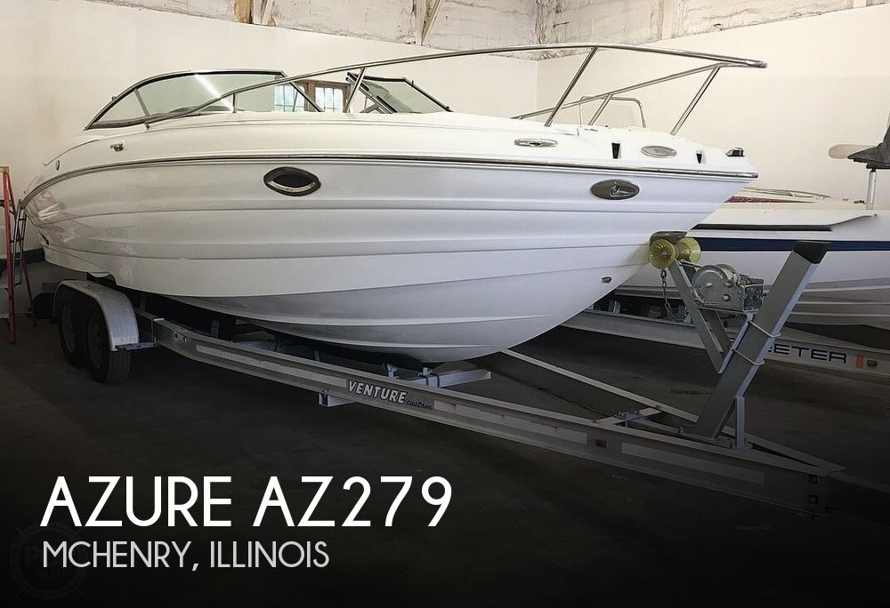 2009 Azure boat for sale, model of the boat is AZ279 & Image # 1 of 40