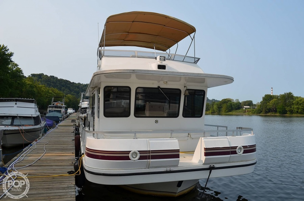 2010 Gibson boat for sale, model of the boat is 47 & Image # 30 of 40