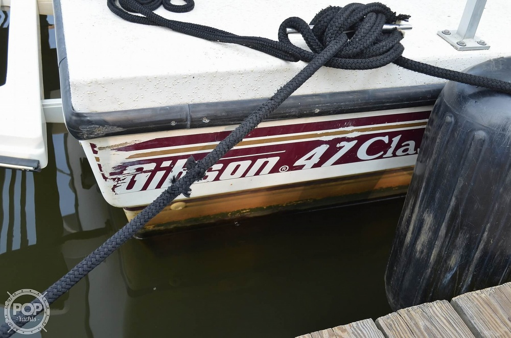 2010 Gibson boat for sale, model of the boat is 47 & Image # 34 of 40