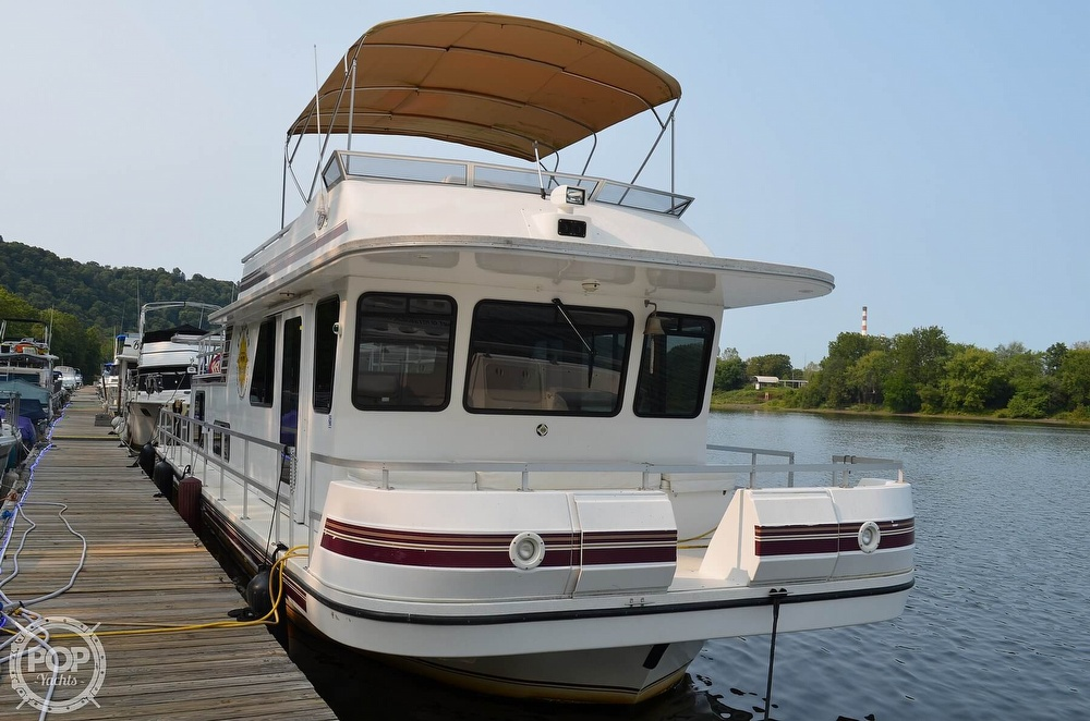 2010 Gibson boat for sale, model of the boat is 47 & Image # 39 of 40