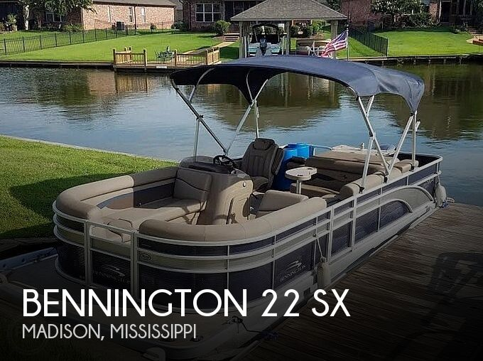 Used Bennington 22 SX Boats For Sale by owner   2020 Bennington 22 SX