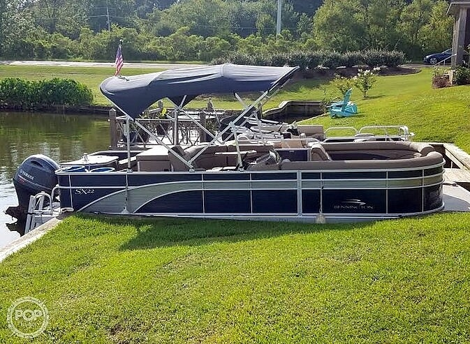 2020 Bennington boat for sale, model of the boat is 22 SX & Image # 5 of 41