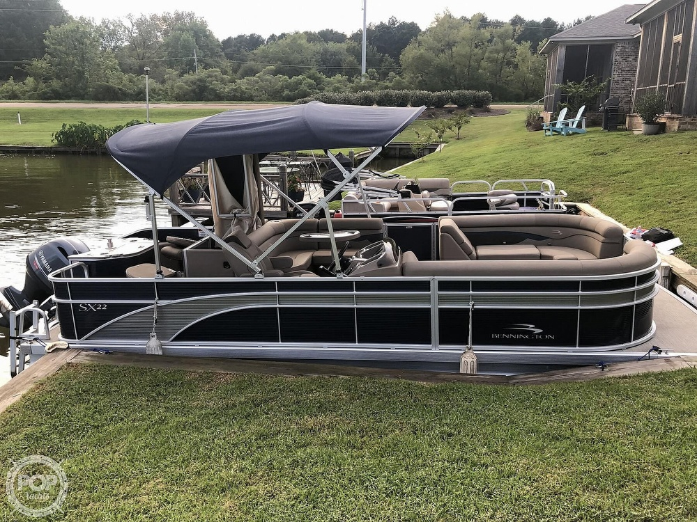 2020 Bennington boat for sale, model of the boat is 22 SX & Image # 4 of 41