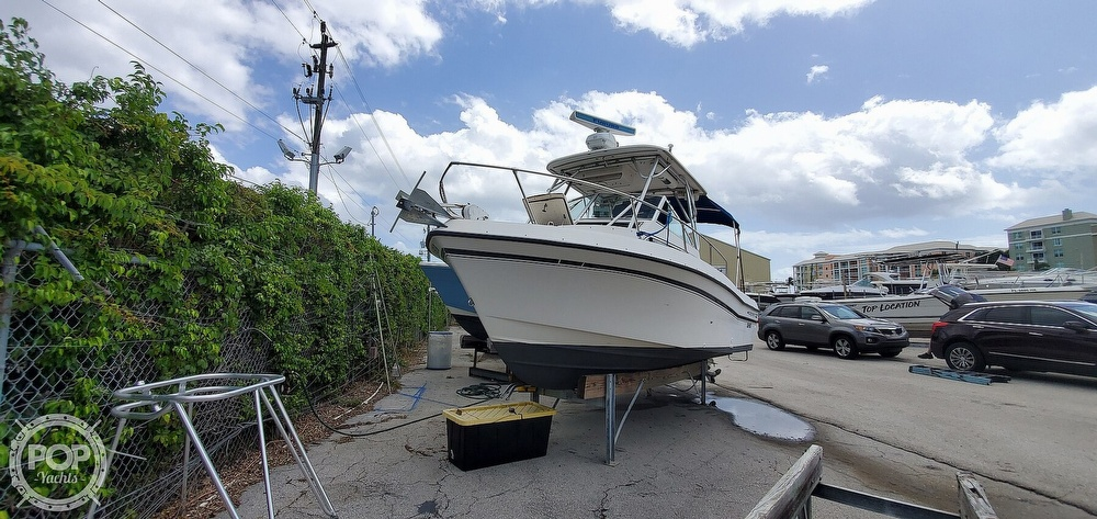 1994 Grady-White boat for sale, model of the boat is Gulfstream 232 & Image # 2 of 40