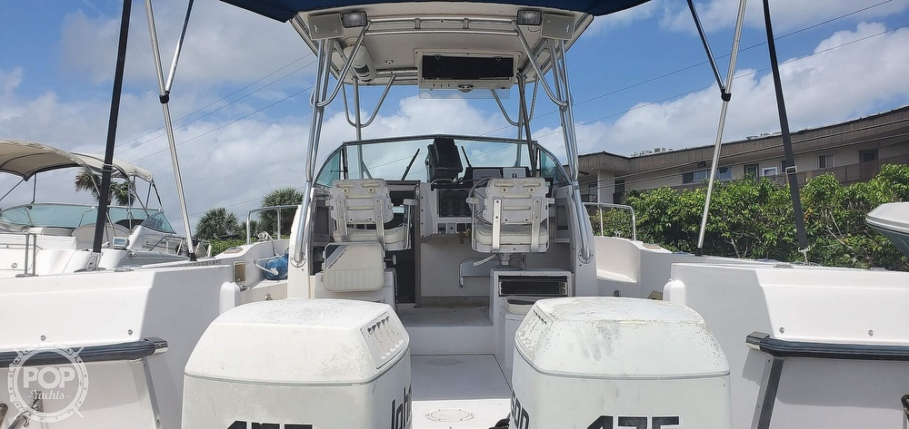 1994 Grady-White boat for sale, model of the boat is Gulfstream 232 & Image # 4 of 40