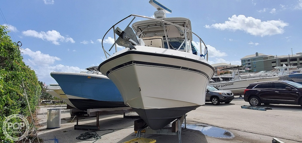 1994 Grady-White boat for sale, model of the boat is Gulfstream 232 & Image # 7 of 40