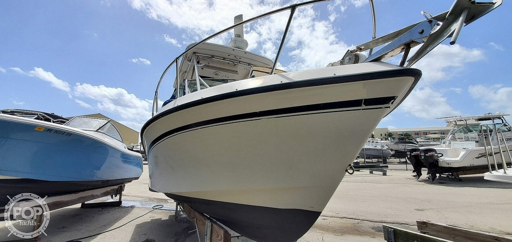 1994 Grady-White boat for sale, model of the boat is Gulfstream 232 & Image # 8 of 40