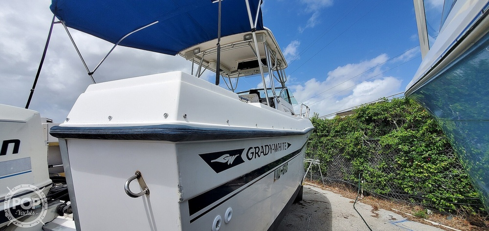 1994 Grady-White boat for sale, model of the boat is Gulfstream 232 & Image # 11 of 40