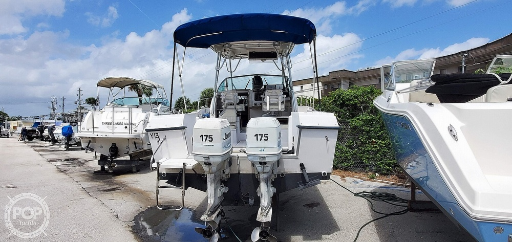 1994 Grady-White boat for sale, model of the boat is Gulfstream 232 & Image # 12 of 40