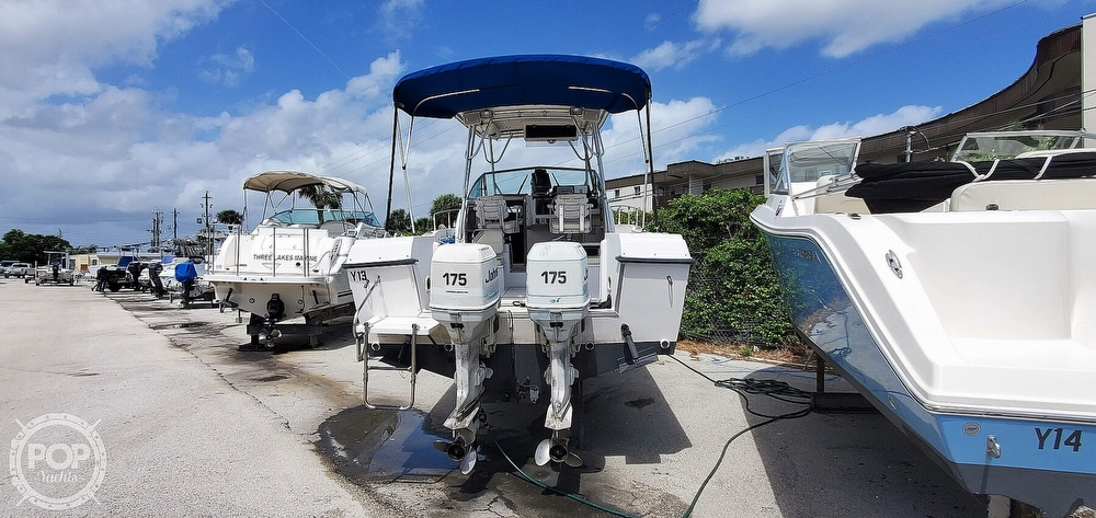 1994 Grady-White boat for sale, model of the boat is Gulfstream 232 & Image # 13 of 40