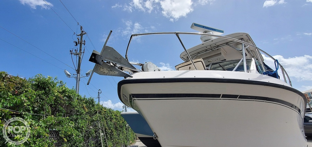 1994 Grady-White boat for sale, model of the boat is Gulfstream 232 & Image # 14 of 40