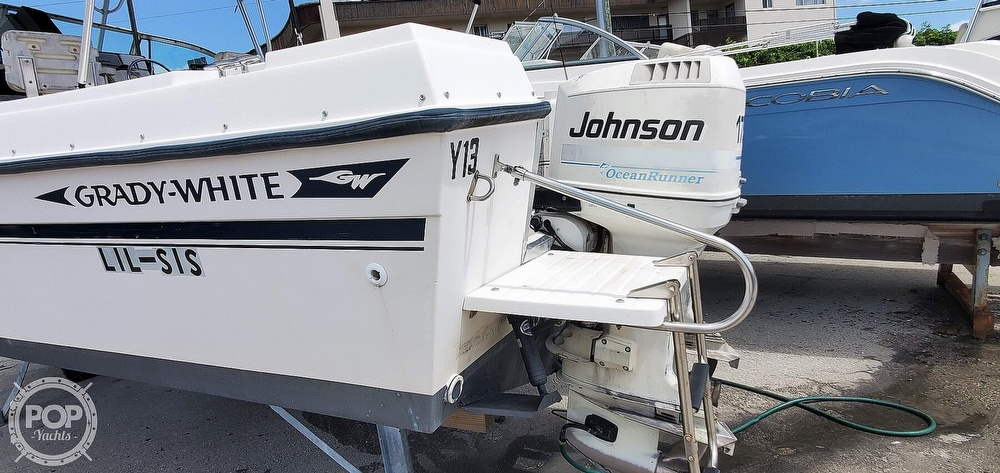 1994 Grady-White boat for sale, model of the boat is Gulfstream 232 & Image # 16 of 40