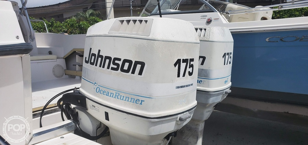 1994 Grady-White boat for sale, model of the boat is Gulfstream 232 & Image # 28 of 40