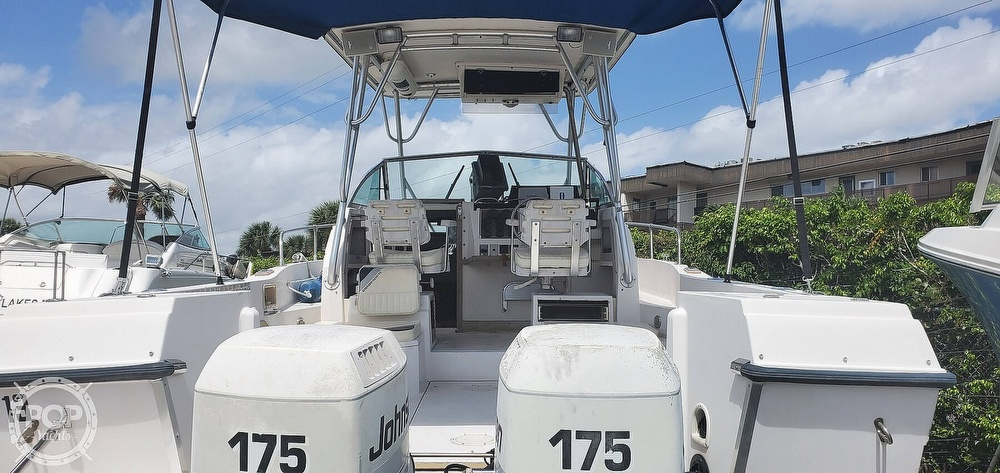 1994 Grady-White boat for sale, model of the boat is Gulfstream 232 & Image # 40 of 40