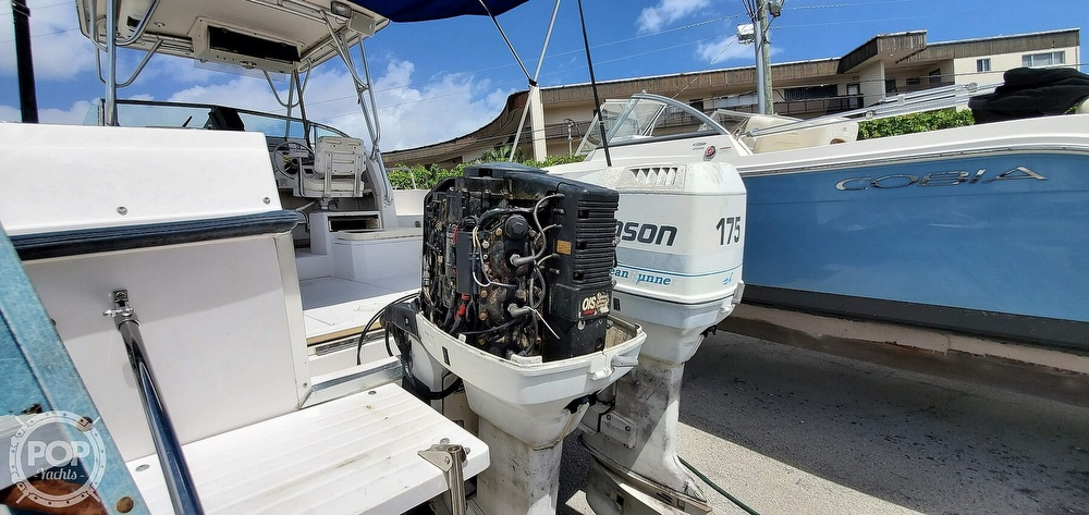 1994 Grady-White boat for sale, model of the boat is Gulfstream 232 & Image # 29 of 40