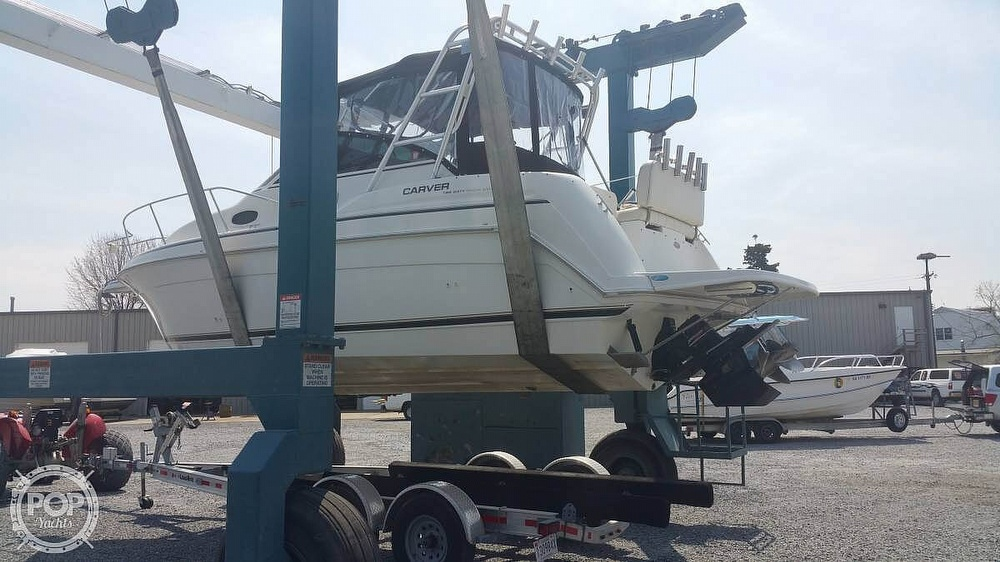 1998 Carver boat for sale, model of the boat is 260 SPECIAL EDITION & Image # 4 of 41