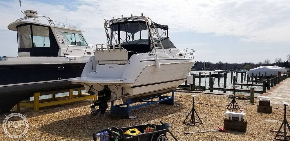 1998 Carver boat for sale, model of the boat is 260 SPECIAL EDITION & Image # 6 of 41