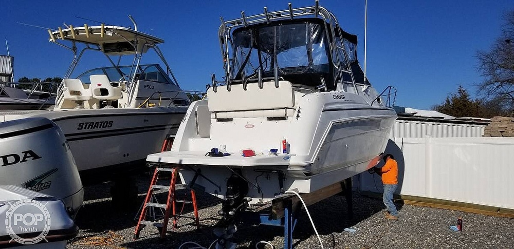 1998 Carver boat for sale, model of the boat is 260 SPECIAL EDITION & Image # 8 of 41
