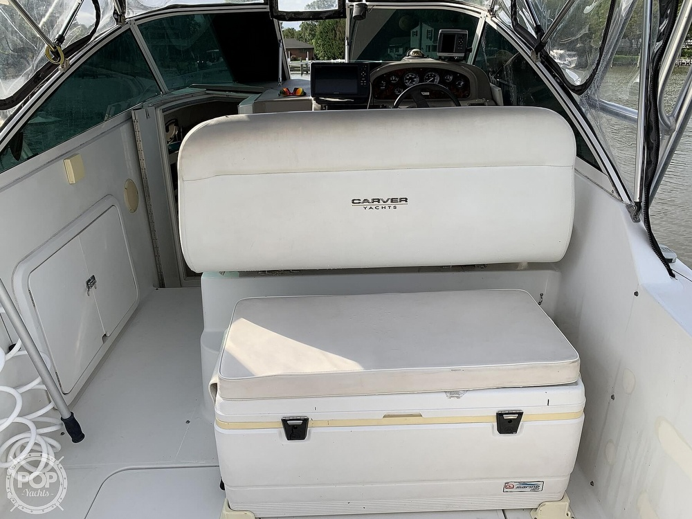 1998 Carver boat for sale, model of the boat is 260 SPECIAL EDITION & Image # 15 of 41