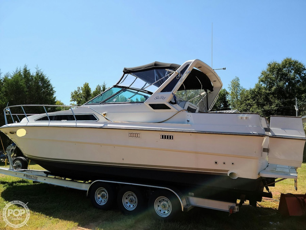 1986 Sea Ray boat for sale, model of the boat is 340 Sundancer & Image # 9 of 40