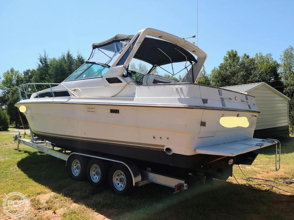 1986 Sea Ray boat for sale, model of the boat is 340 Sundancer & Image # 3 of 40