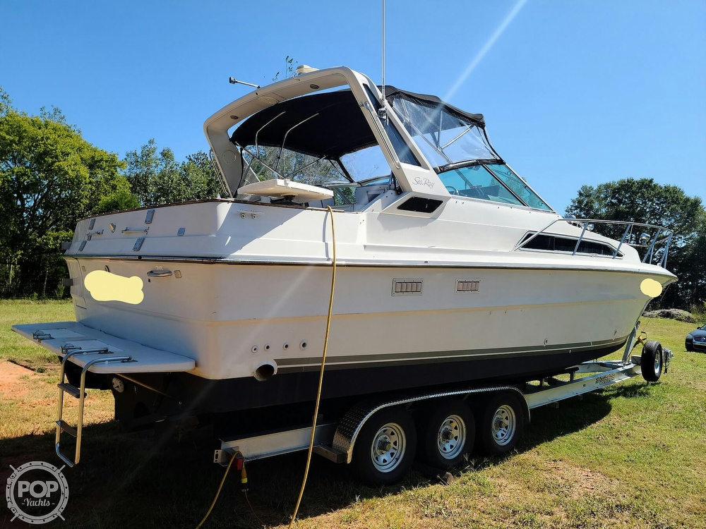 1986 Sea Ray boat for sale, model of the boat is 340 Sundancer & Image # 7 of 40