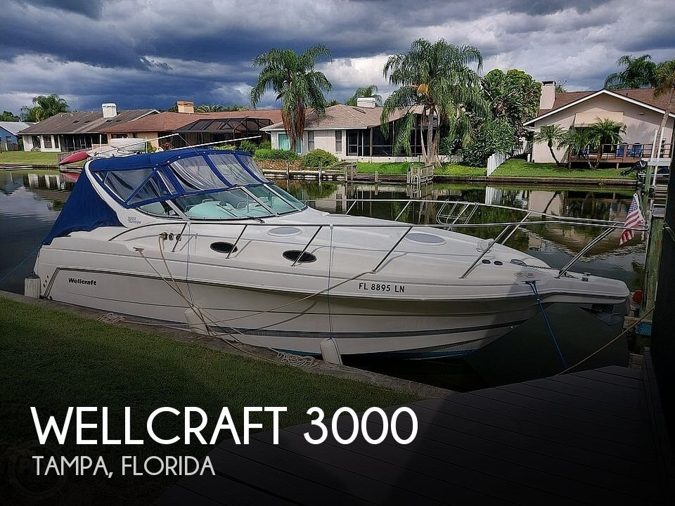 Used Wellcraft Martinique Boats For Sale by owner | 2001 Wellcraft Martinique 3000