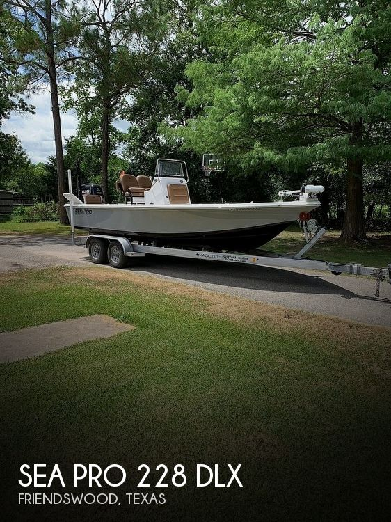 Used Sea Pro Boats For Sale by owner | 2019 Sea Pro 228
