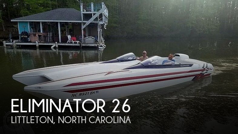 Used Boats For Sale in Durham, North Carolina by owner | 2001 Eliminator 26