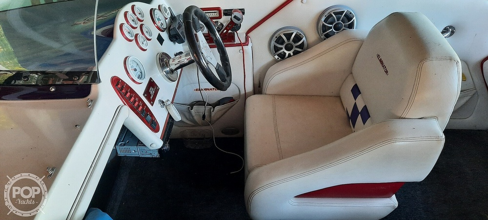 2001 Eliminator boat for sale, model of the boat is 26 & Image # 3 of 41