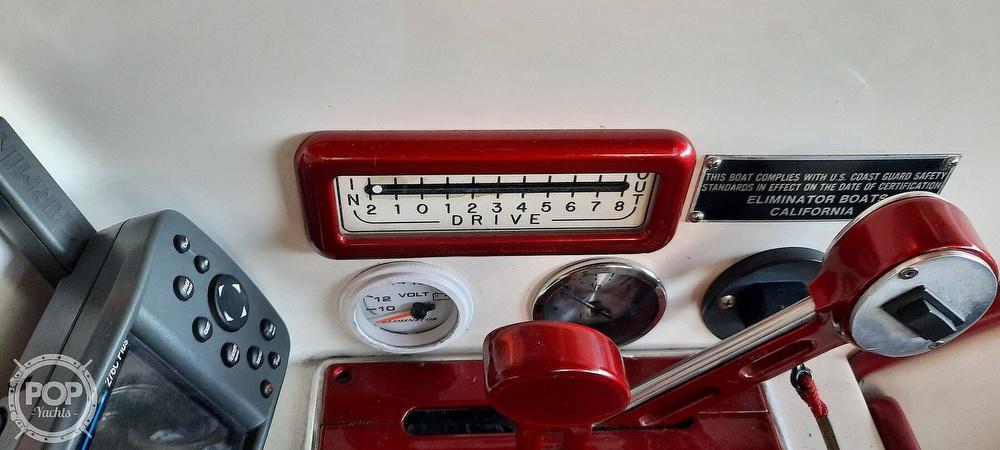 2001 Eliminator boat for sale, model of the boat is 26 & Image # 21 of 41