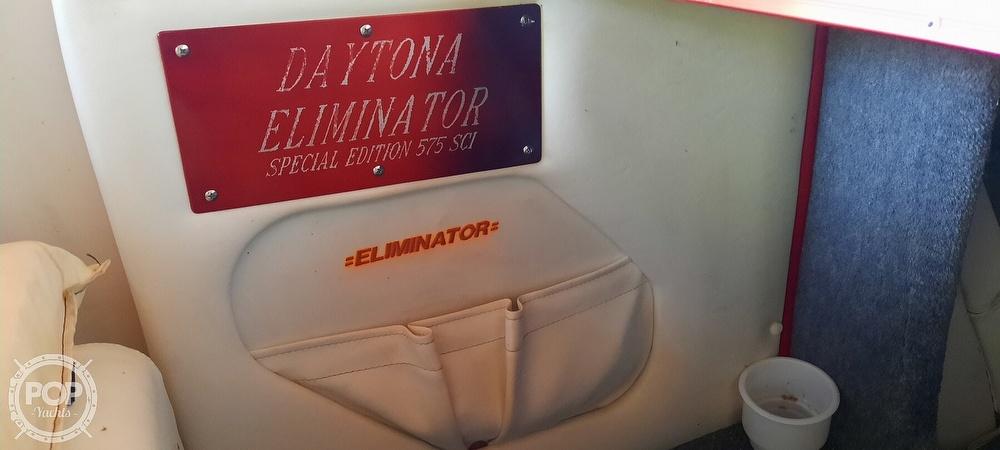 2001 Eliminator boat for sale, model of the boat is 26 & Image # 38 of 41