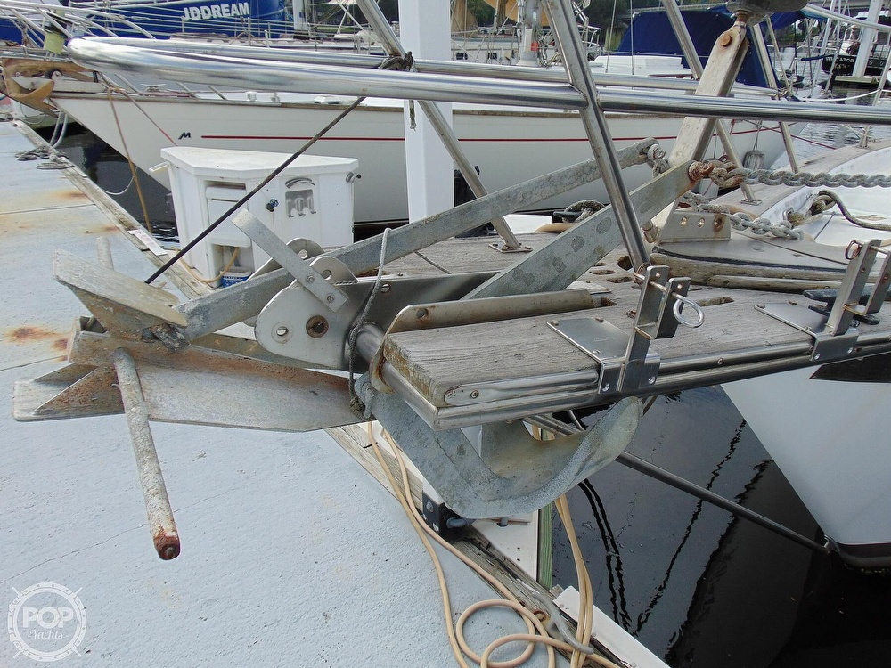 1981 Endeavour boat for sale, model of the boat is E40 & Image # 24 of 40