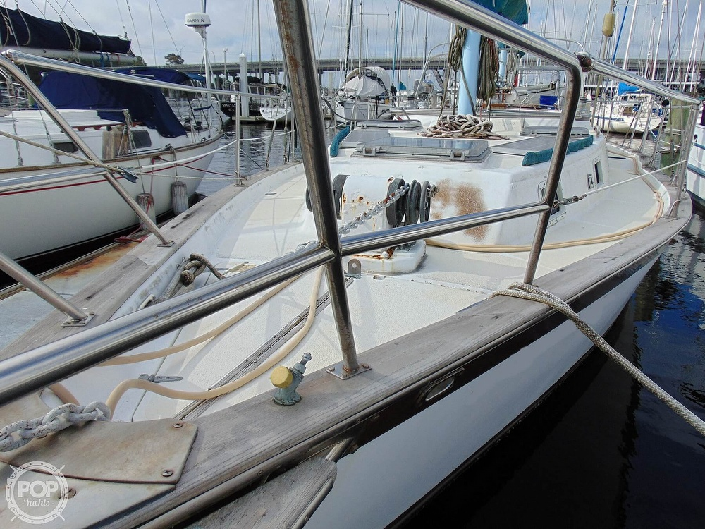 1981 Endeavour boat for sale, model of the boat is E40 & Image # 26 of 40