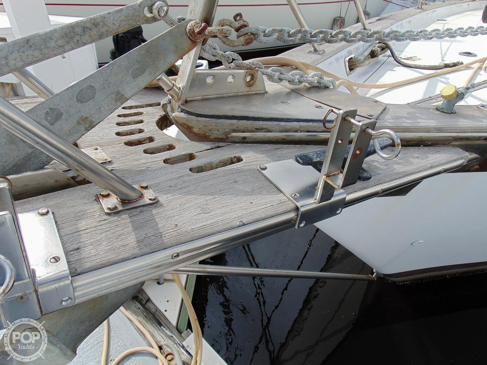 1981 Endeavour boat for sale, model of the boat is E40 & Image # 27 of 40