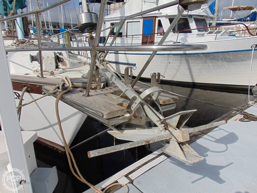 1981 Endeavour boat for sale, model of the boat is E40 & Image # 29 of 40