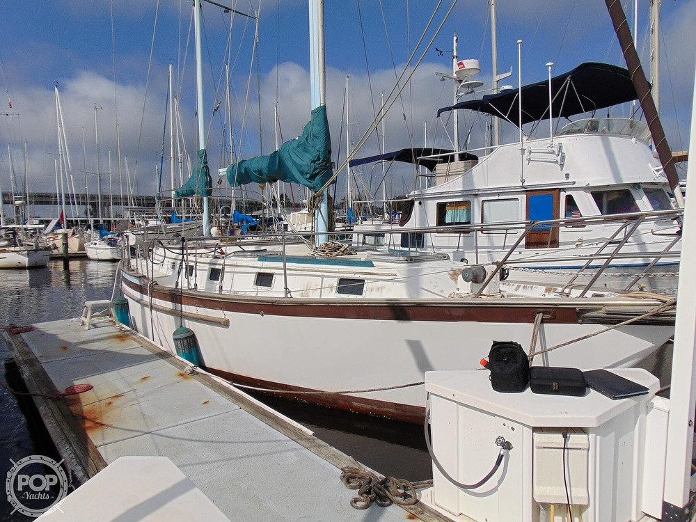 1981 Endeavour boat for sale, model of the boat is E40 & Image # 31 of 40
