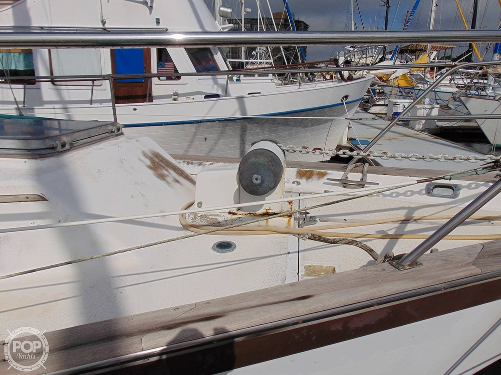 1981 Endeavour boat for sale, model of the boat is E40 & Image # 32 of 40