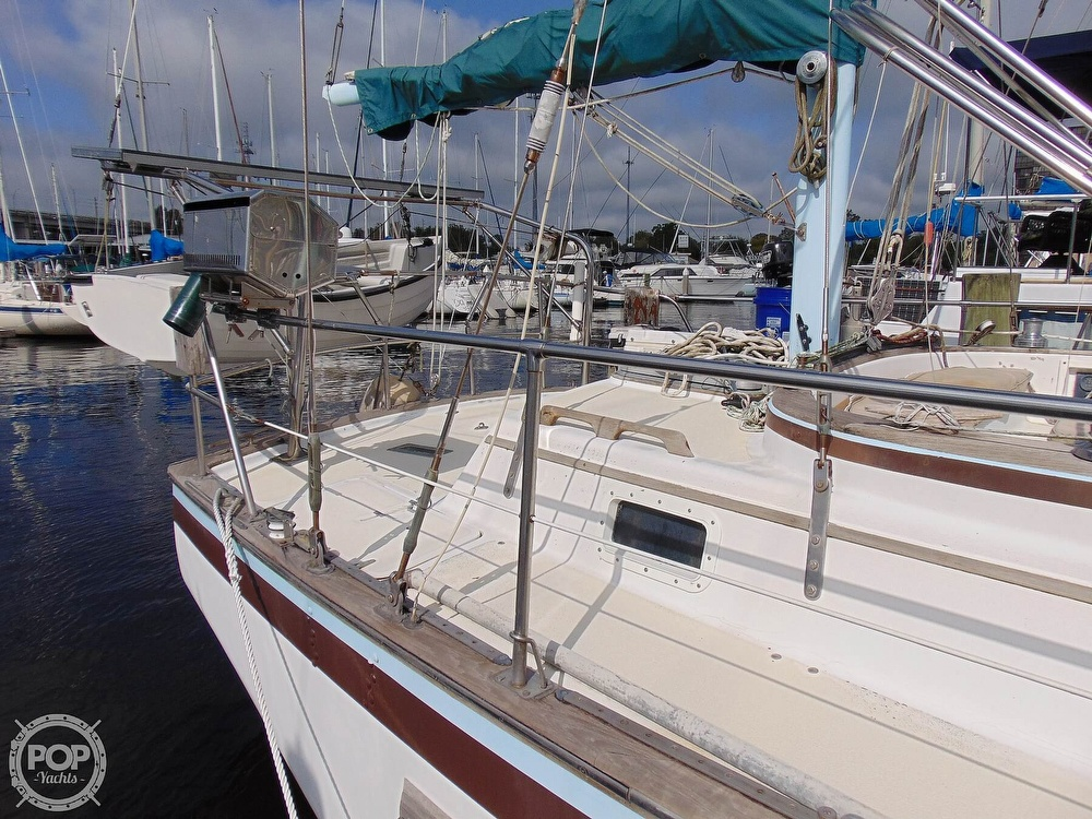 1981 Endeavour boat for sale, model of the boat is E40 & Image # 35 of 40